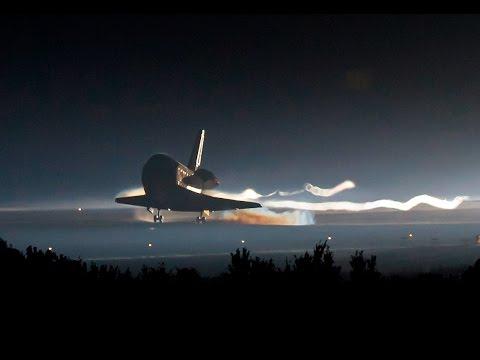 Ultimo atterraggio Shuttle