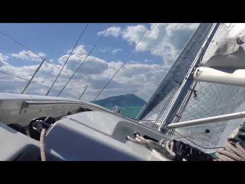screenshot Trasferimento Italia Yatchs tra Ancona e monte San Bartolo