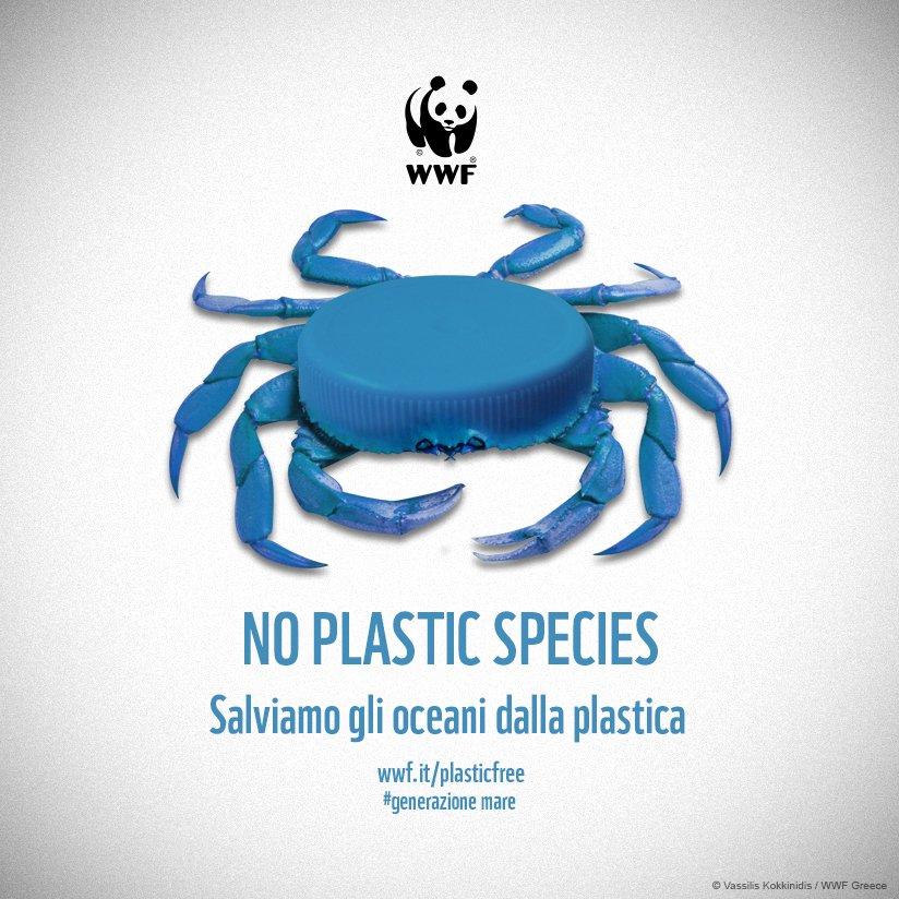 WWF No plastic Species